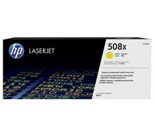 Original  Tonerpatrone XL gelb HP Color LaserJet Enterprise MFP M 577 f