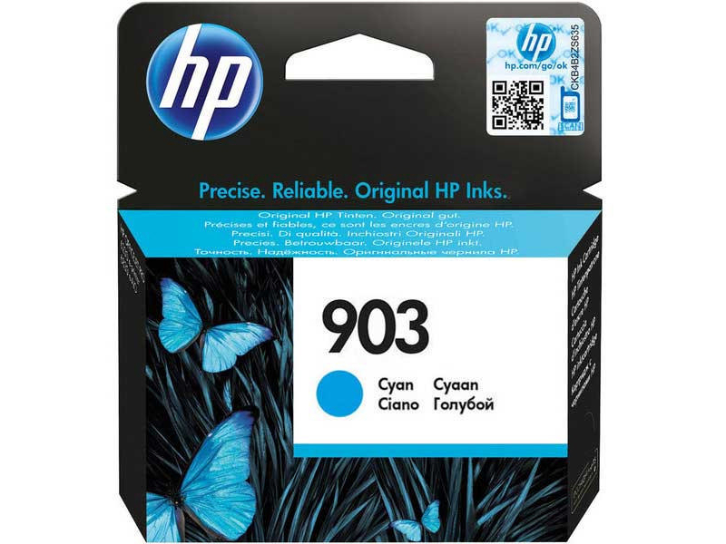Original  Tintenpatrone cyan HP OfficeJet 6950