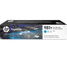 Original  Tintenpatrone cyan HP PageWide Enterprise Color Flow MFP 586 dn