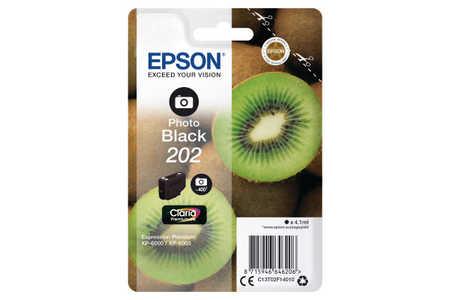 Original  Tintenpatrone foto schwarz Epson Expression Premium XP-6000