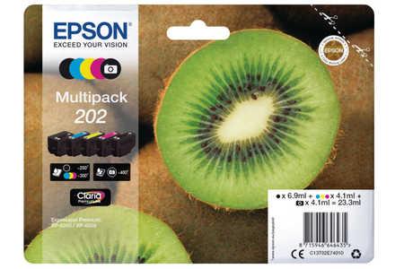 Original  Multipack Tinte BKCMY  Epson Expression Premium XP-6000