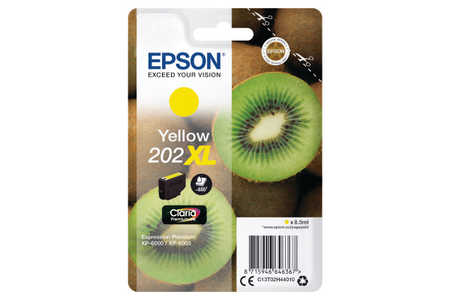 Original  Tintenpatrone yellow Epson Expression Premium XP-6000