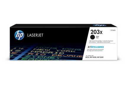 Original  Tonerpatrone schwarz HP Color LaserJet Pro M 254 dw