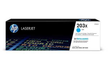 Original  Tonerpatrone cyan HP Color LaserJet Pro M 254 dw