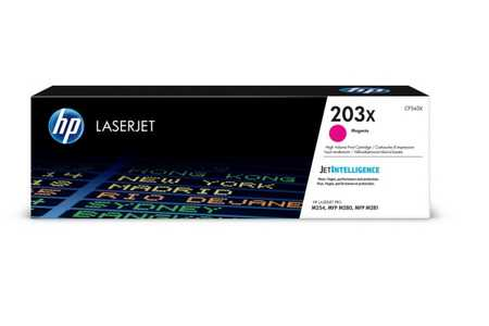 Original  Tonerpatrone magenta HP Color LaserJet Pro M 254 dw