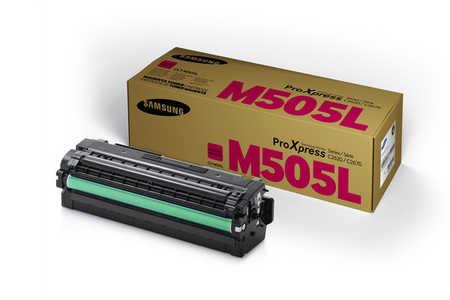 Original  Tonerpatrone magenta Samsung ProXpress C 2680 FX