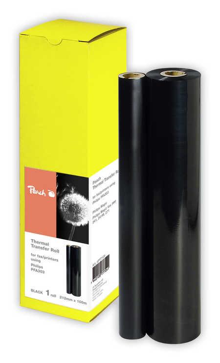 Peach  Thermal Transfer Rolle kompatibel zu Philips Magic Primo
