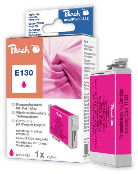 Peach  Tintenpatrone magenta kompatibel zu Epson Stylus SX 525 WD