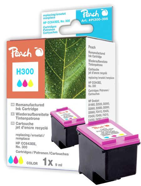 Peach  Druckkopf color kompatibel zu HP DeskJet F 4213