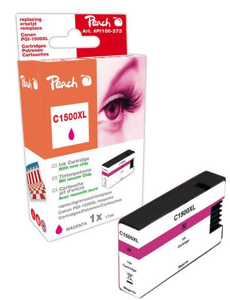 Peach  XL-Tintenpatrone magenta kompatibel zu Canon Maxify MB 2350