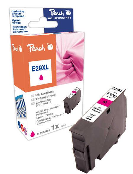 Peach  Tintenpatrone XL magenta kompatibel zu Epson Expression Home XP-442