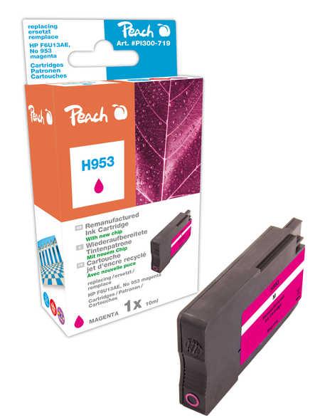 Peach  Tintenpatrone magenta kompatibel zu HP OfficeJet Pro 7720