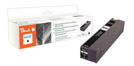 Peach  Tintenpatrone schwarz HC kompatibel zu HP PageWide Pro 477 dn