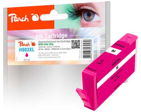 Peach  Tintenpatrone magenta HC kompatibel zu HP OfficeJet 6950